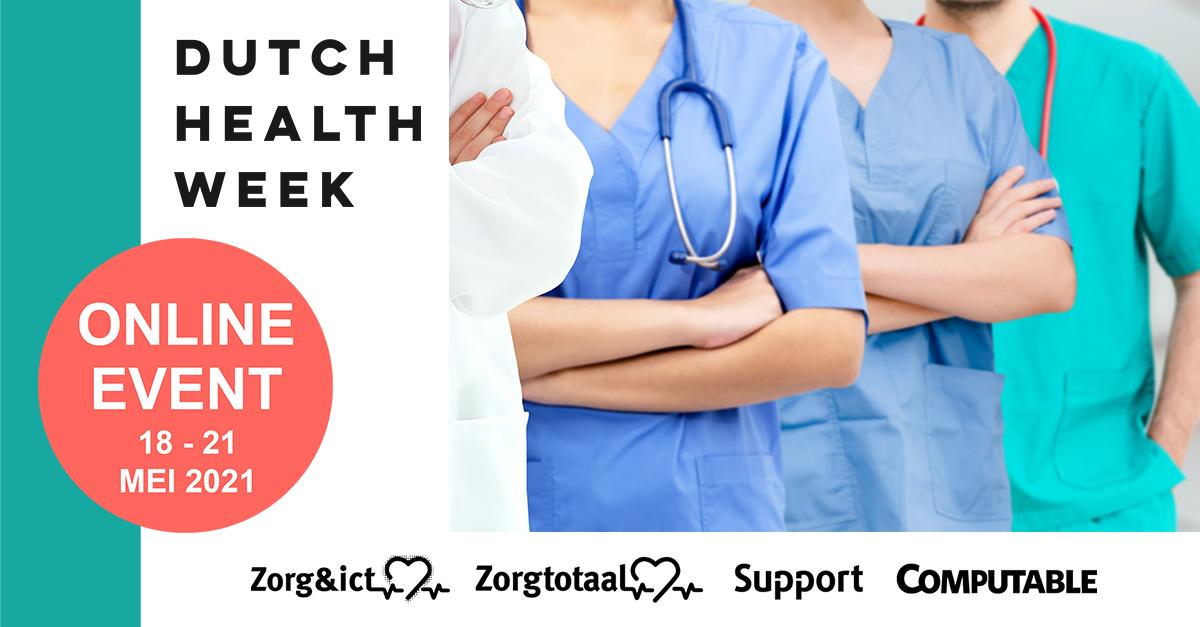 Dutch Health Week - grootste online event zorgsector
